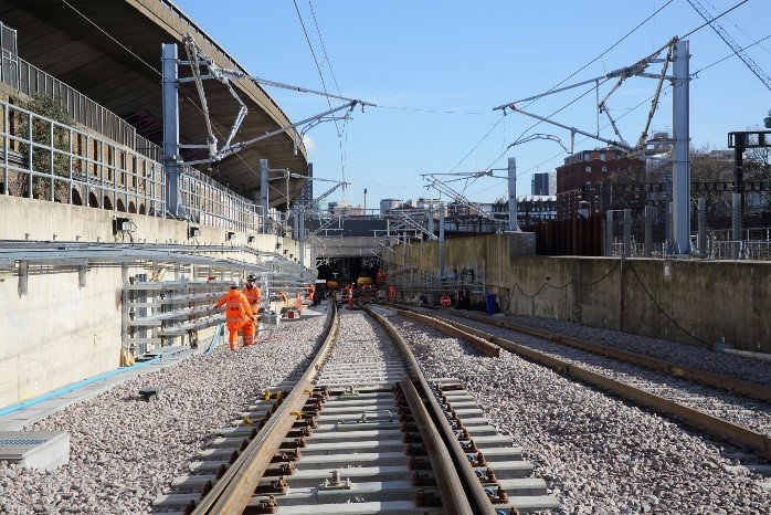OLEC 1 – Access OLE Construction Site