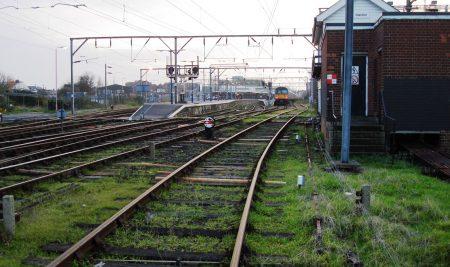 23-days of engineering work to modernise the railway around Clacton-on-Sea