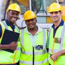 NVQ Level 2 Skilled Worker Card (Blue Card)